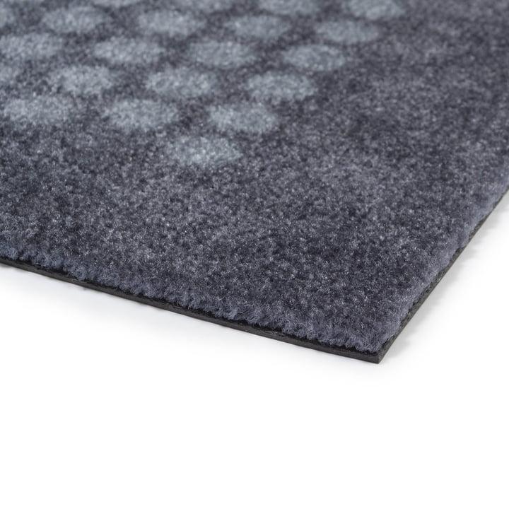 Die tica copenhagen - Dot Fußmatte in grau