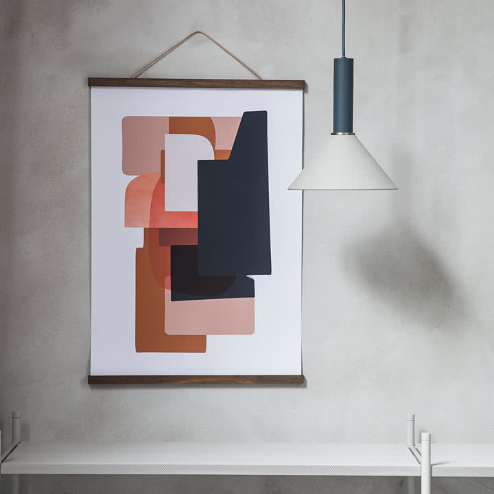 Abstraction Poster von ferm Living