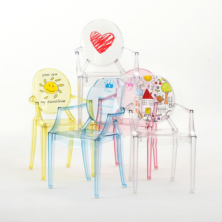 Lou Lou Ghost Special Edition von Kartell