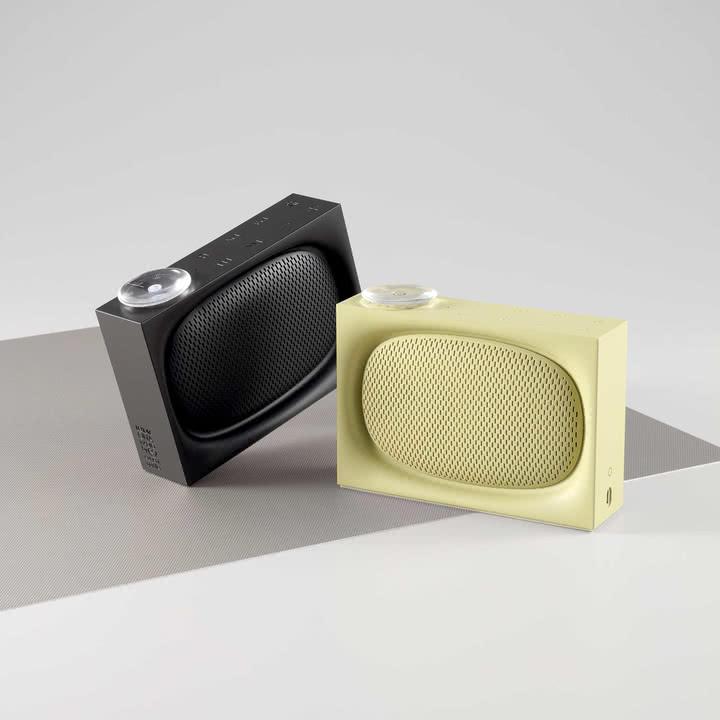 Ona Radio & Bluetoothlautsprecher von Lexon