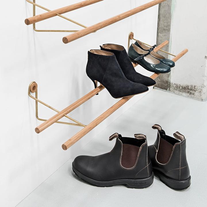 Shoe Rack von Sebastian Jørgensen für We Do Wood