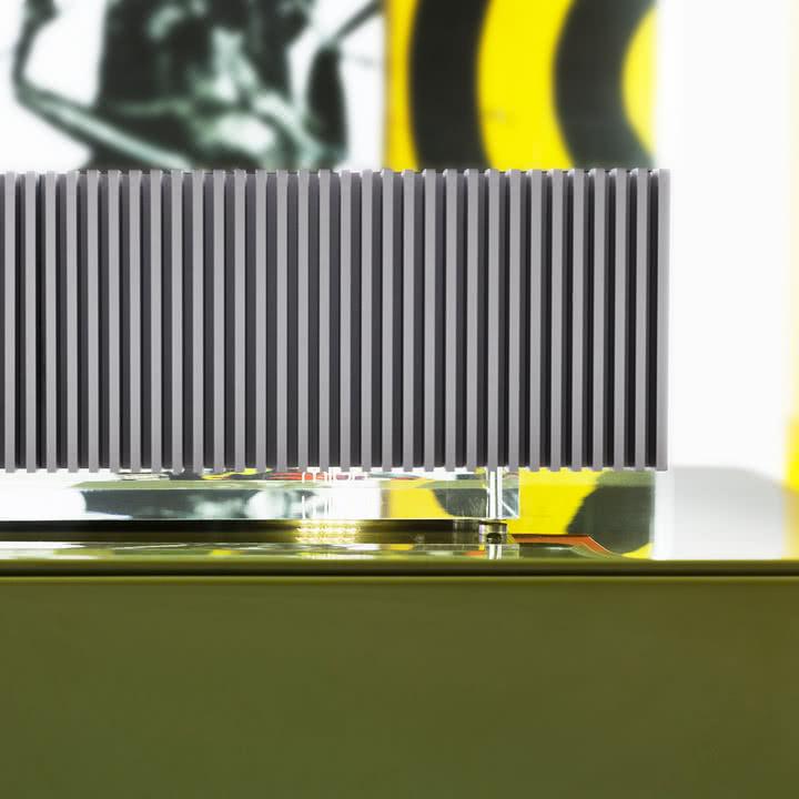 Naim - Mu-so Wireless-Musiksystem 6 x 75 Watt, schwarz