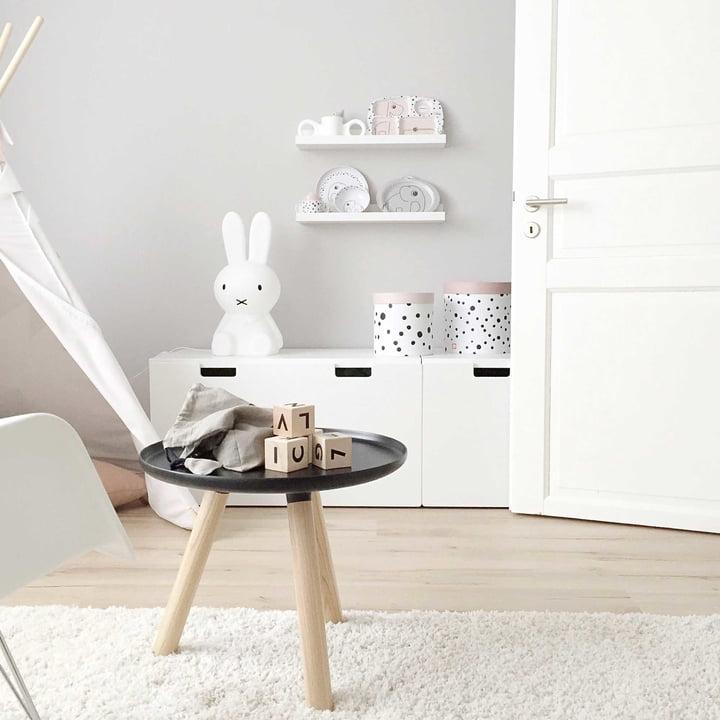 runde tablo 50 cm von normann copenhagen. Black Bedroom Furniture Sets. Home Design Ideas