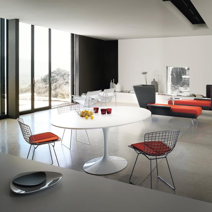 Retro st hle 9 designklassiker ohnegleichen connox for Design stuhl draht
