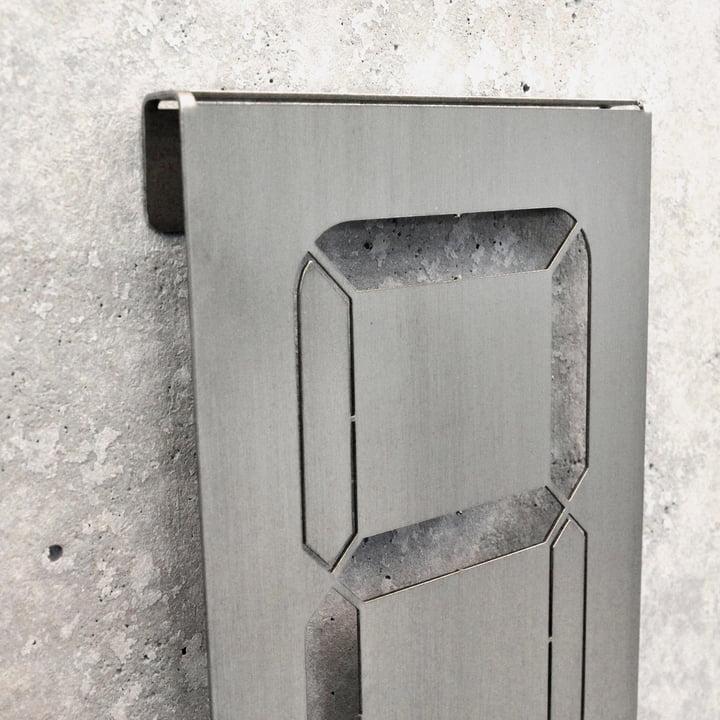 Digital 8 Hausnummer von Peppermint Products