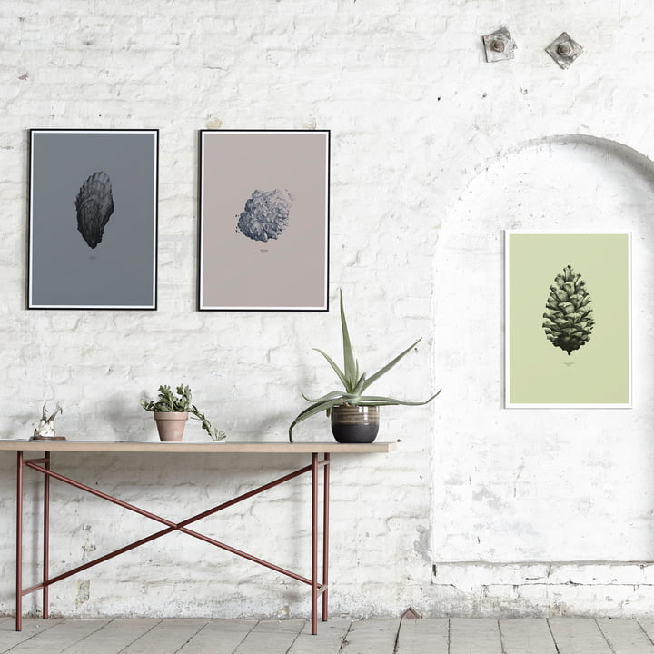 Poster Nature 1:1 von Paper Collective