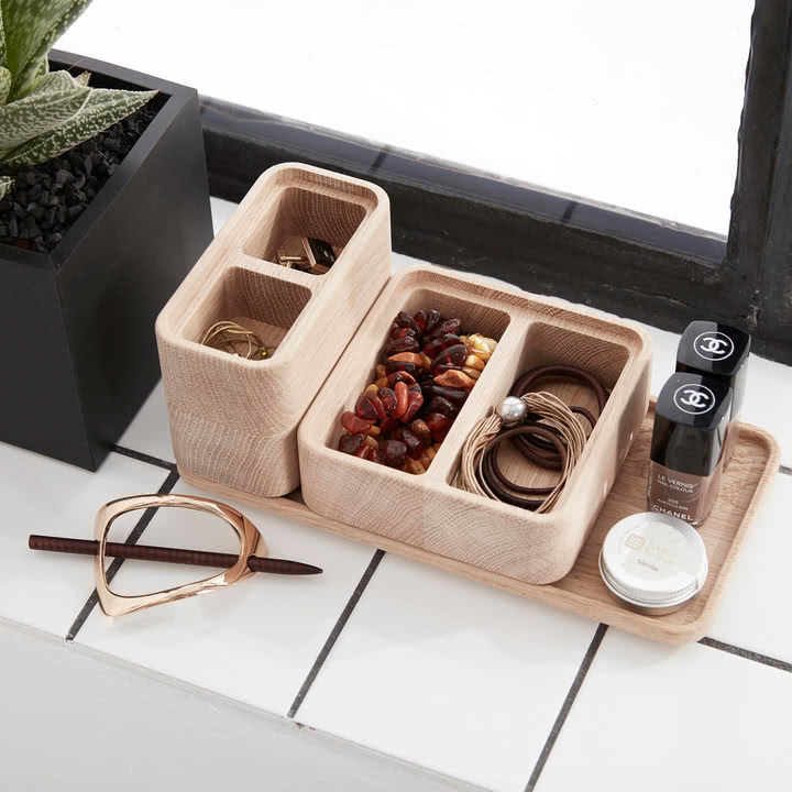 Create Me Kollektion von Andersen Furniture im Badezimmer