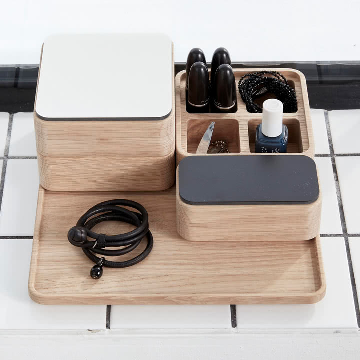 Create Me Kollektion von Andersen Furniture für Kosmetik