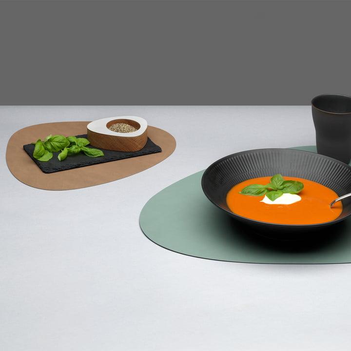 Runde Table Mat von LindDNA in 2 Größen