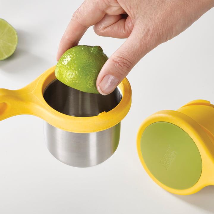 Helix Zitronenpresse von Joseph Joseph