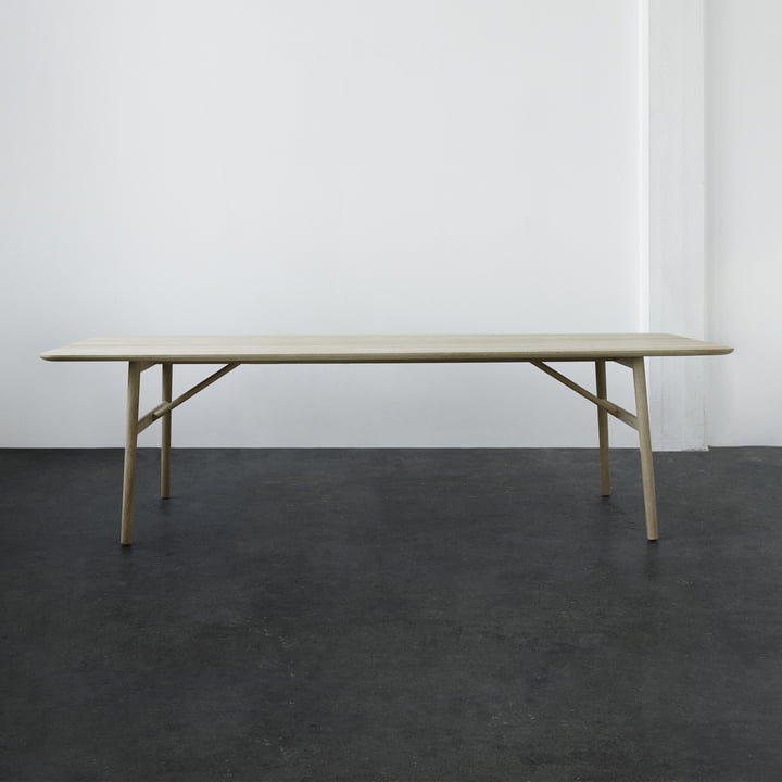 Hven Esstisch 94 x 260 cm von Skagerak