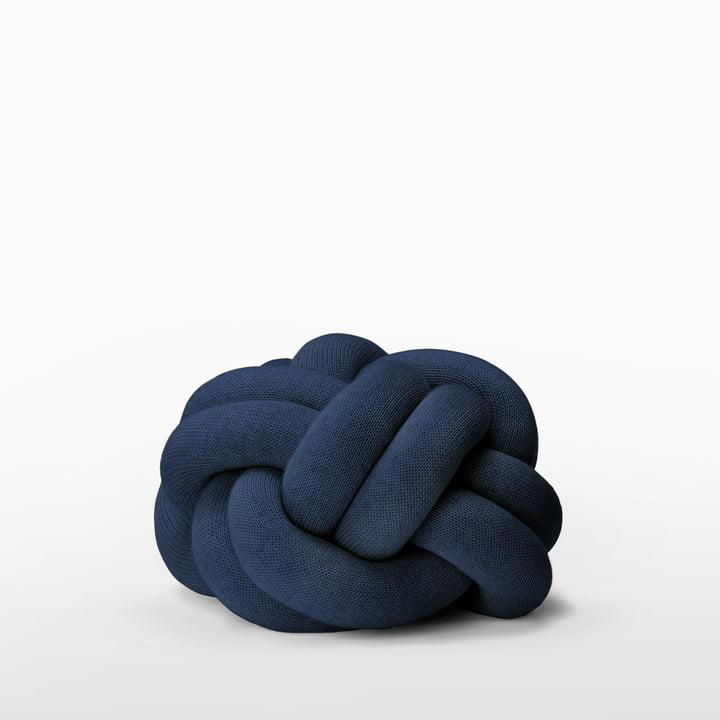 knot kissen von design house stockholm connox. Black Bedroom Furniture Sets. Home Design Ideas