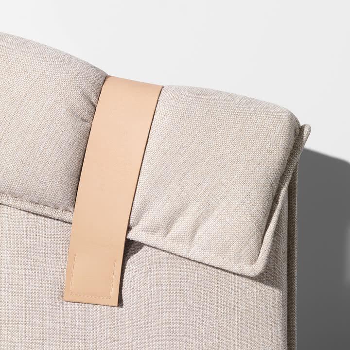 Design House Stockholm - Ram Easy Chair, hellgrau