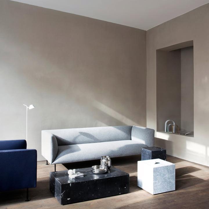 Das bequeme Godot Sofa von Menu