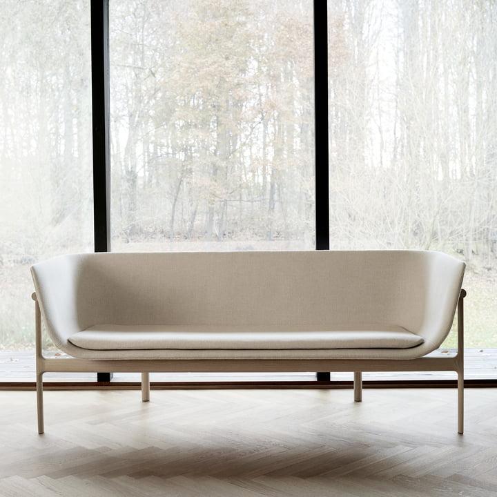 Das Tailor Lounge Sofa im Tageslicht