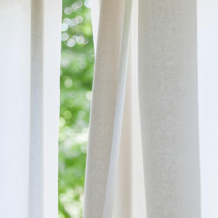 Kvadrat Ready Made Curtain von Nahem