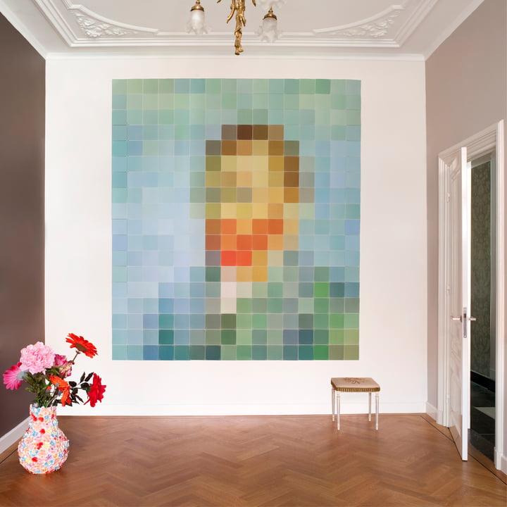 Van Gogh (Pixel) von IXXI