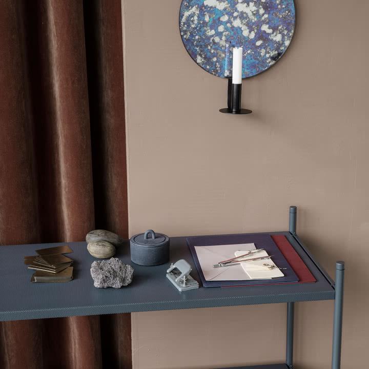 Coupled Wand-Kerzenhalter von ferm Living