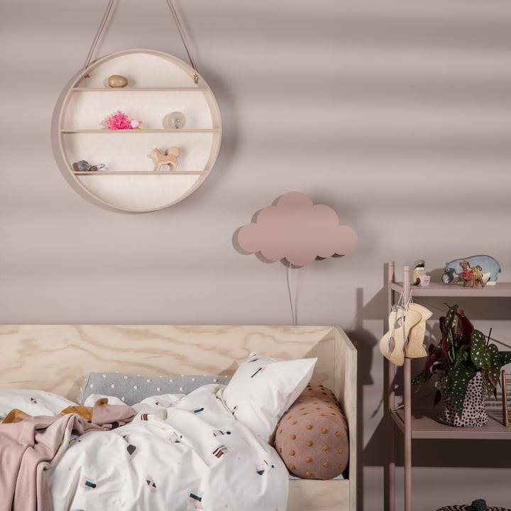 ferm Living - Wolkenlampe