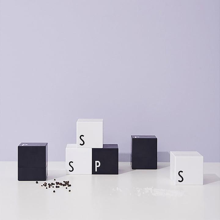 Salz- und Pfeffermühle von Design Letters