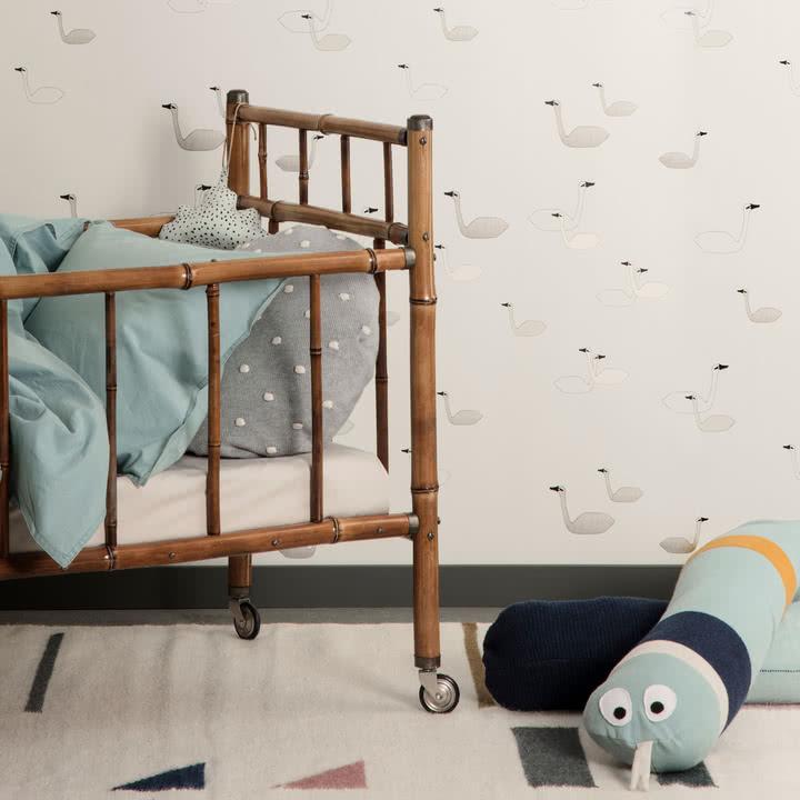 ferm Living buntes Kinderzimmer