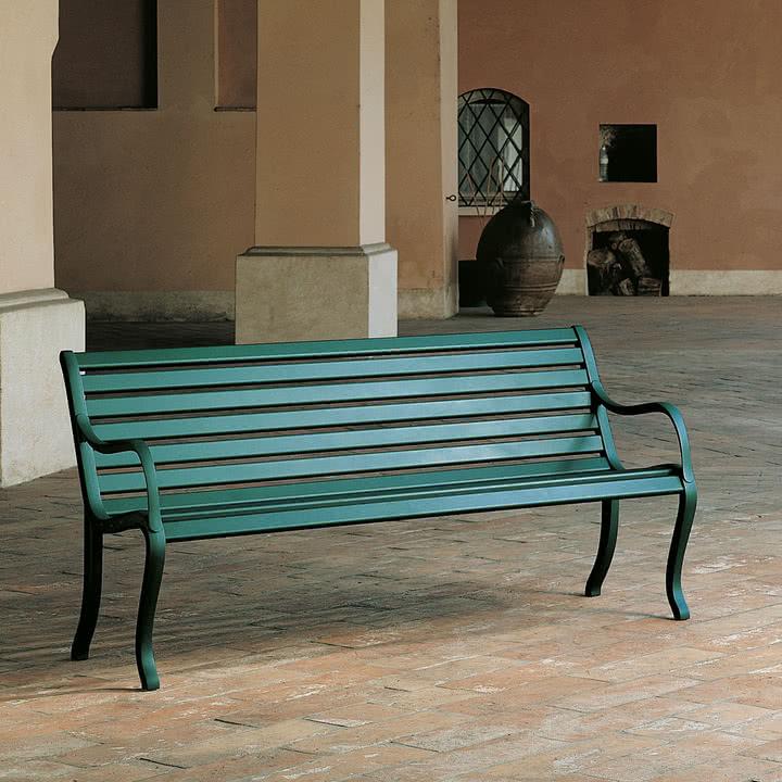 Oasi Sitzbank von Fast für den Garten
