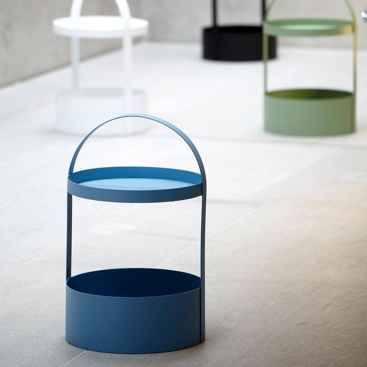 Polytable Beistelltisch von Jan Kurtz