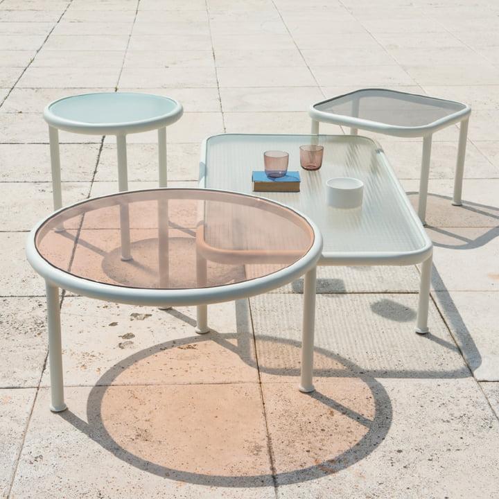 Dock Tisch von Sebastian Herkner für Emu