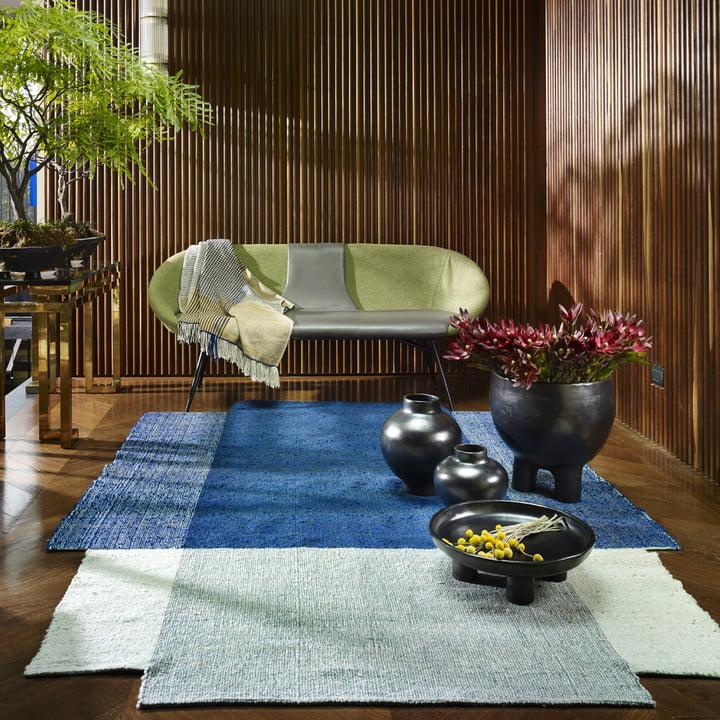 Ames Textilien und Keramiken