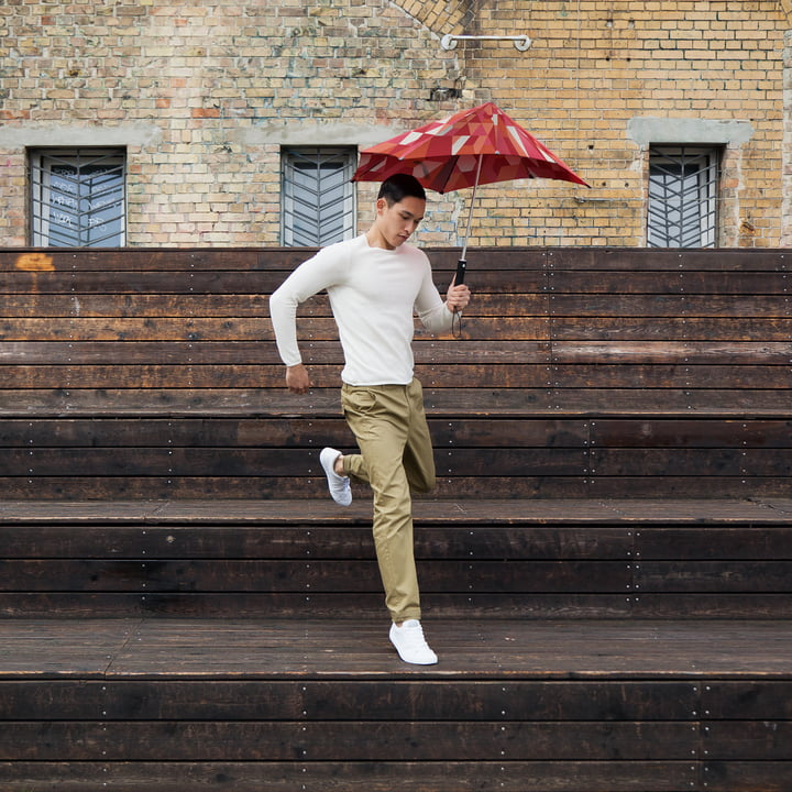 Senz Regenschirm Original aus der Frühling Kollektion 2017