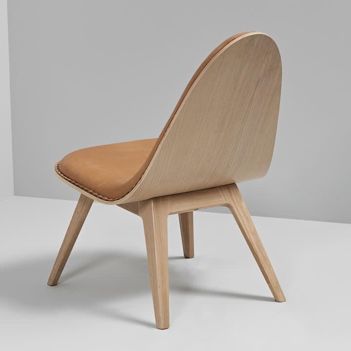 Nordic Lounge Chair von Sack it