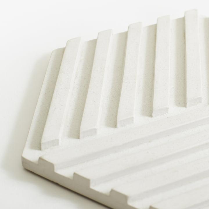 Concrete Trivet Topf-Untersetzer von Areaware