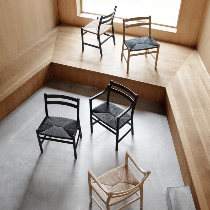 Der Carl Hansen - CH47 Stuhl