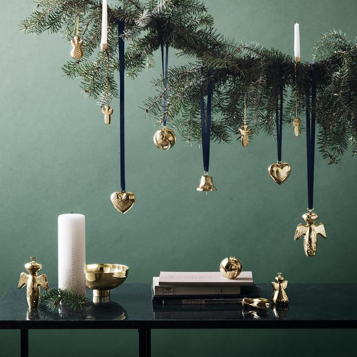 weihnachtstrends 2017 farben deko connox. Black Bedroom Furniture Sets. Home Design Ideas