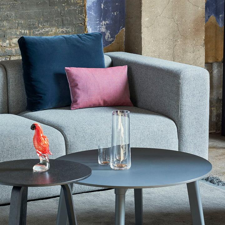 Das Hay - Mags Soft Sofa mit Kissen