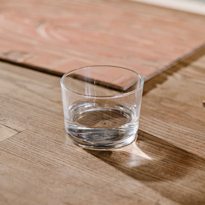 Das Hay - Glass, small in klar