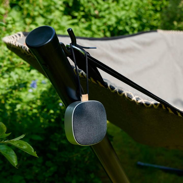 Der Sack it - Woof it Go Lautsprecher - perfekt für garten oder Park
