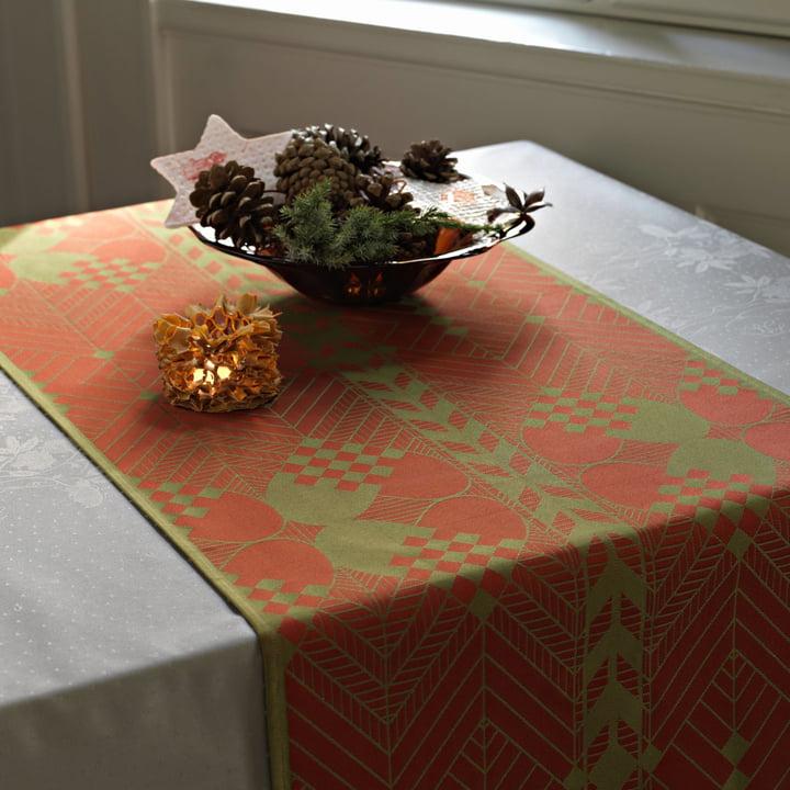 Weihnachts-Tischläufer von Georg Jensen Damask