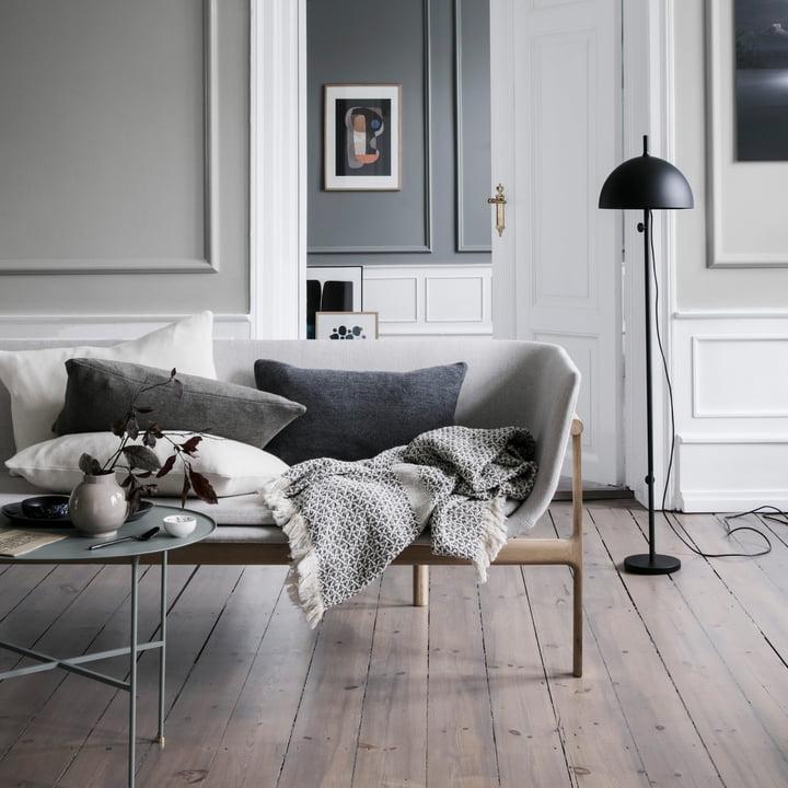 Pearl Kissen Von Georg Jensen Damask Auf Dem Sofa
