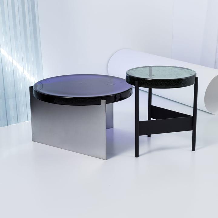 Der Pulpo - Alwa One und Two Tisch in zwei Größen
