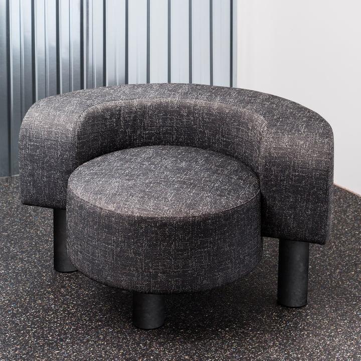 Der Pulpo - Pow Chair frei im Raum platziert