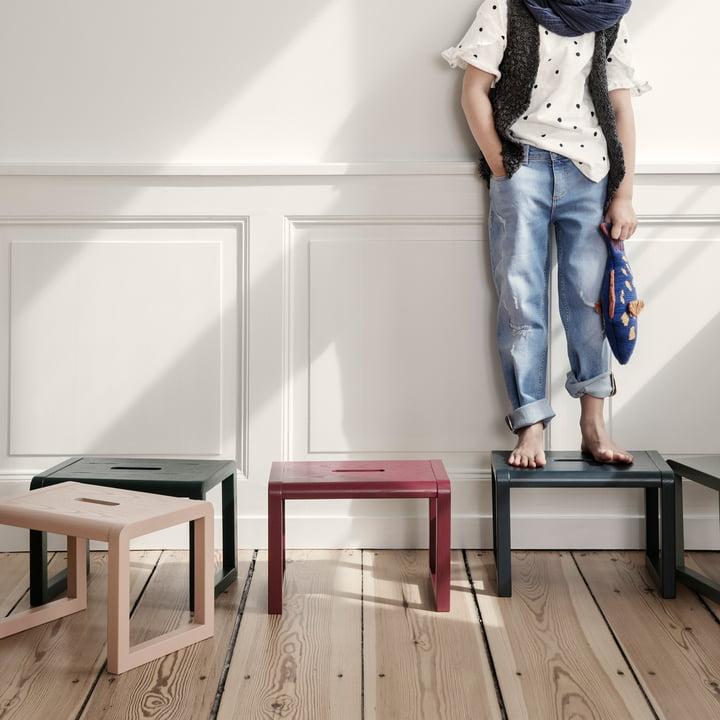 Little Architect Hocker von ferm Living
