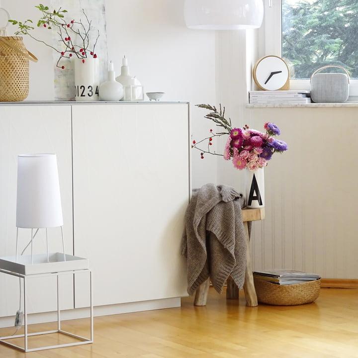 Tray Table von Hay als minimalistischer Beistelltisch