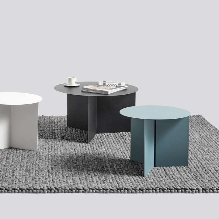 Der Hay - Slit Table XL zu mehreren arrangiert