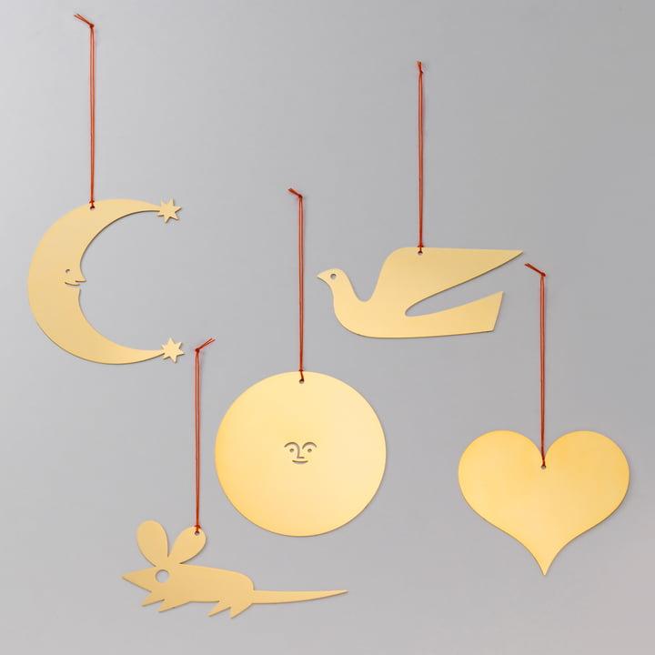 Girard Ornaments von Vitra