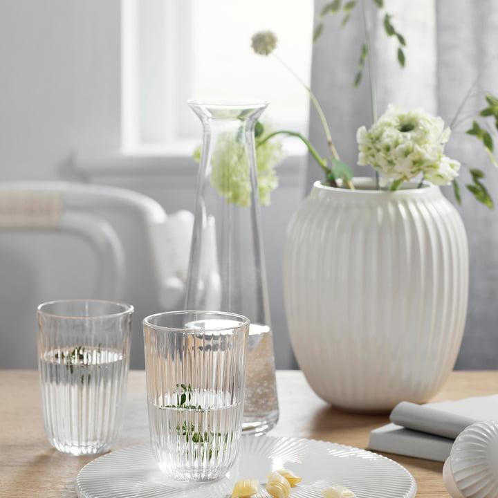 Hammershøi Vase von Kähler Design