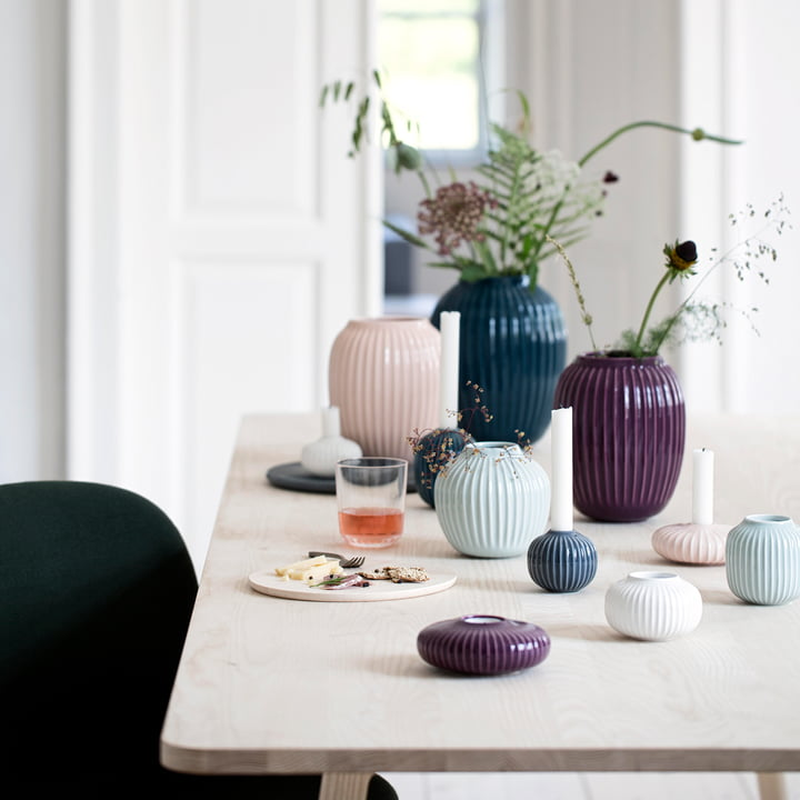 Hammershøi Vasen von Kähler Design