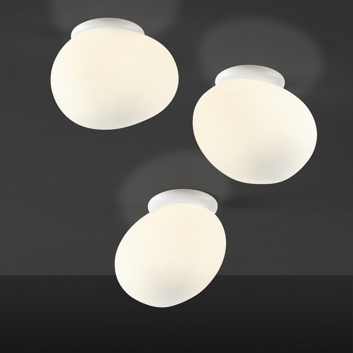 Die Foscarini - Gregg Wand- und Deckenleuchte LED in verschiedenen Größen