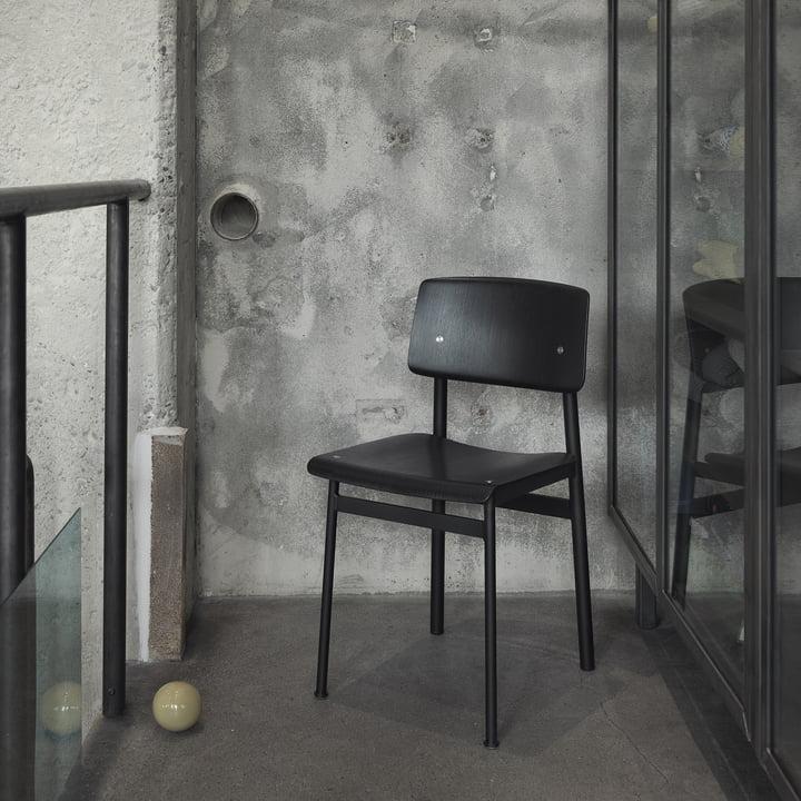 Loft Chair von Muuto in Schwarz