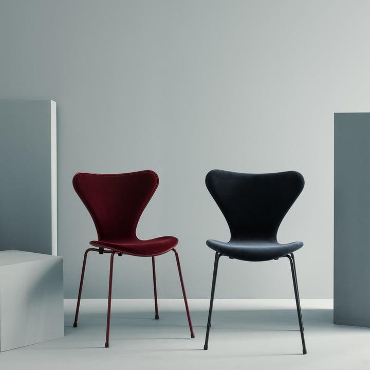 lala berlin x fritz hansen serie 7 shop online. Black Bedroom Furniture Sets. Home Design Ideas